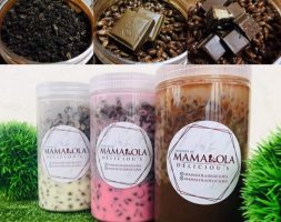 MAMALOLA DELICIOUS CHOCOJAR