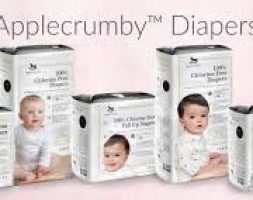 Pampers applecrumby