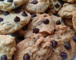 Chocolate Chip Cookies (50 pcs)