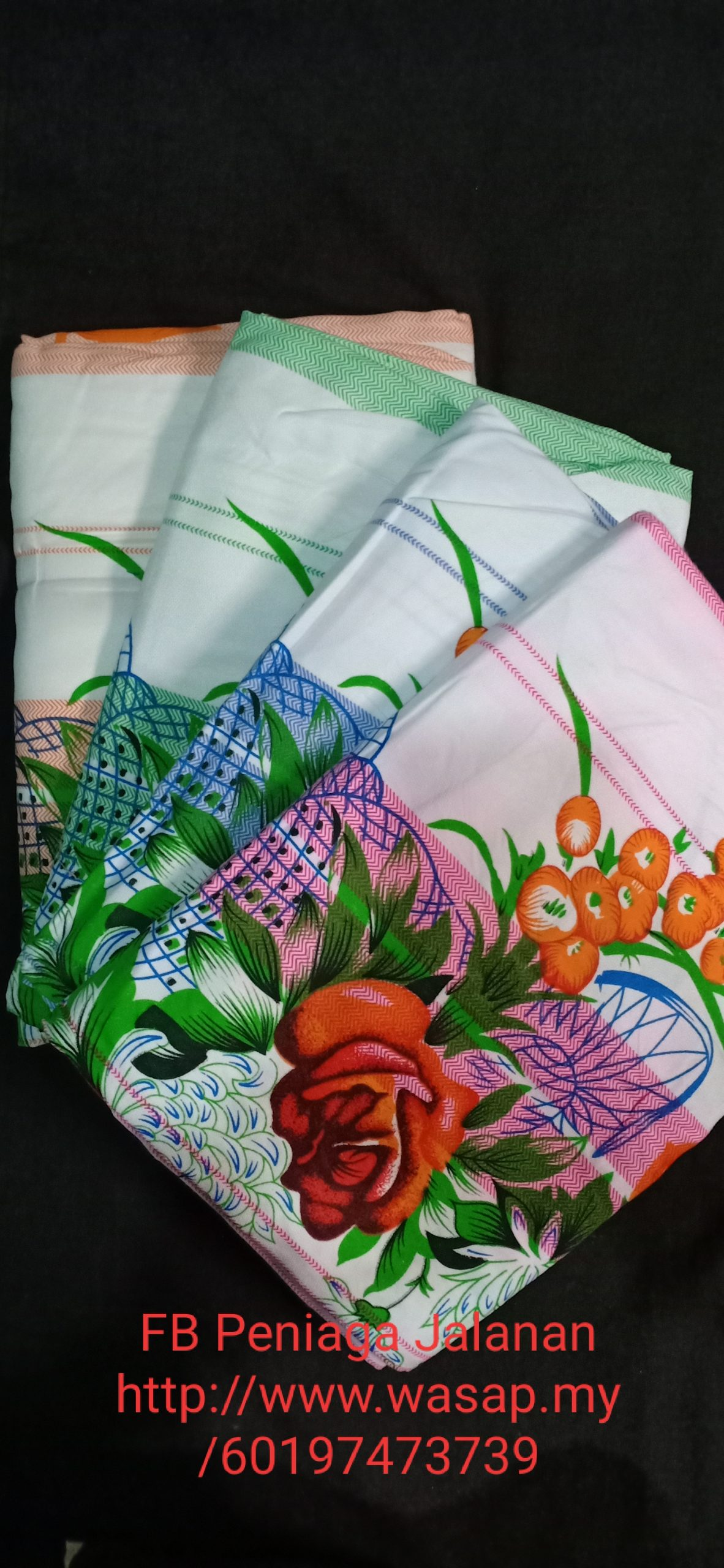 Selimut Lagend 100% cotton Gred AAA