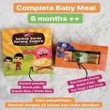 COMPLETE BABY MEAL FOR 6 MONTH