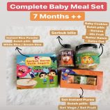 COMPLETE BABY MEAL FOR 7 MONTH