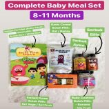 COMPLETE BABY MEAL FOR 8 MONTH